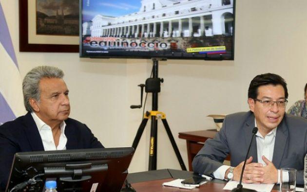 El Jefe de Estado resaltó la respuesta de la Red frente a esta problemática. Foto: Presidencia