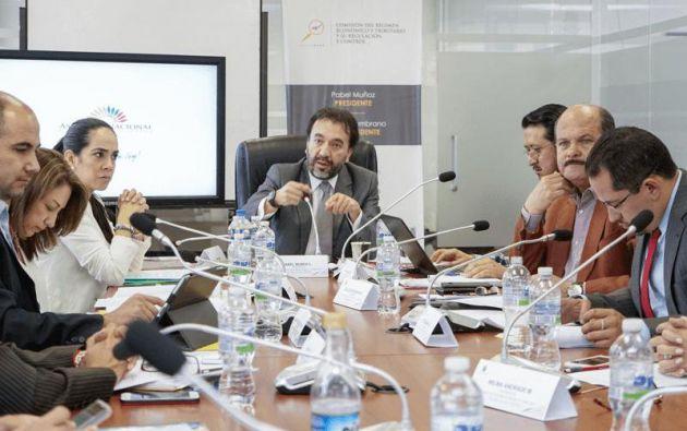 El proyecto fue enviado con el carácter de urgente en materia económica por el presidente de la República, Lenín Moreno. Foto: Asamblea