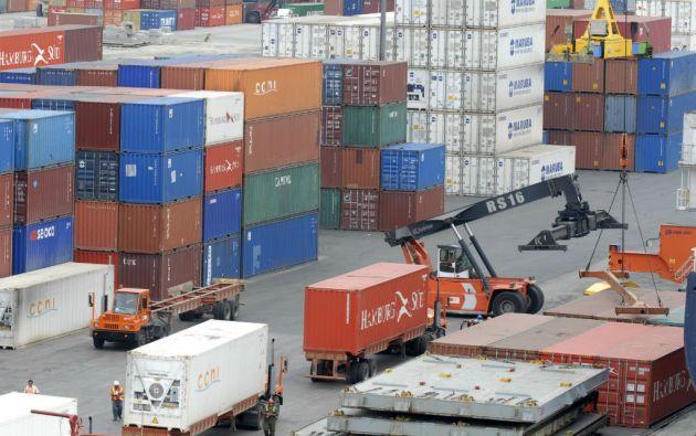 La tarifa de 10 centavos por la vigencia de la tasa de control aduanero está prevista que se implemente desde el lunes 13 de noviembre. Foto: archivo
