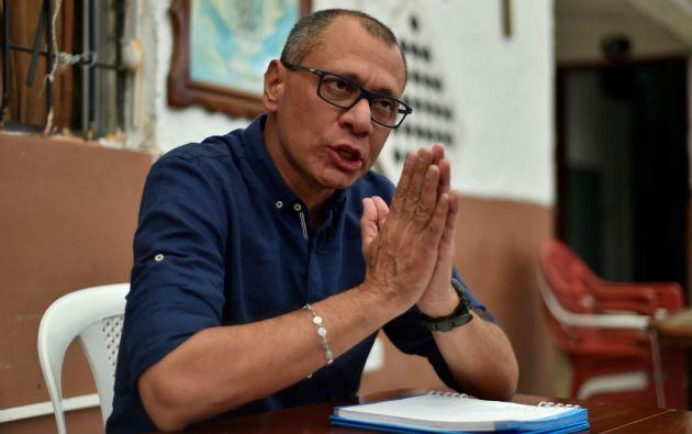 """""""El Fiscal dice que yo he recibido dinero sin probarlo"""". Foto: AFP"""