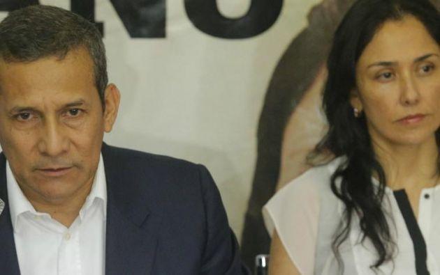 Humala y Heredia fueron detenidos en forma preventiva el pasado 14 de julio. Foto: archivo