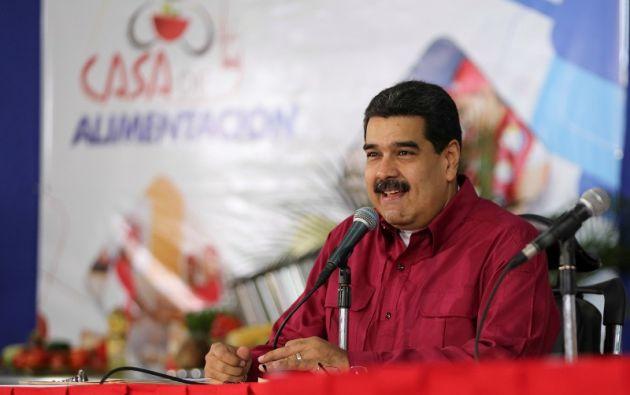 """""""Nicolás Maduro y su Gobierno deben pagar por estos delitos de lesa humanidad"""", dijo Ortega. Foto: Reuters"""