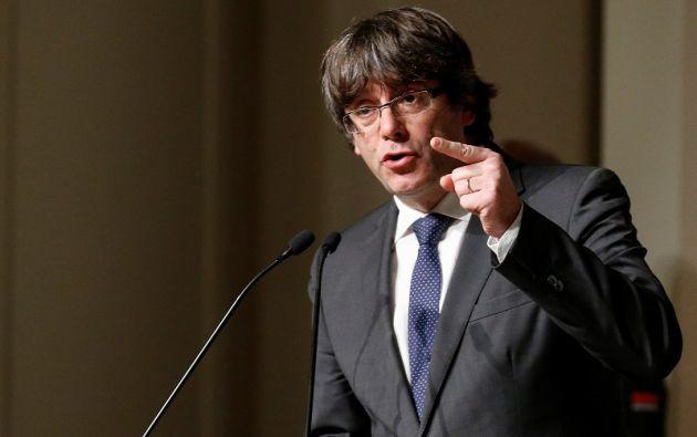 """Sus abogados belgas, que denuncian una """"histeria judicial"""" en España, rechazarán la ejecución de esa euroorden fruto de un """"juicio político"""". Foto: Reuters"""