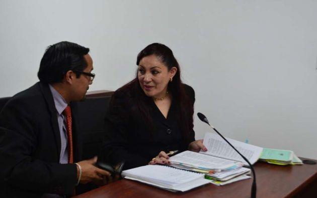 Fiscal Romero investiga supuesto cobro de dinero por contratos del Ministerio del Interior, durante la administración de José Serrano. Foto: Archivo