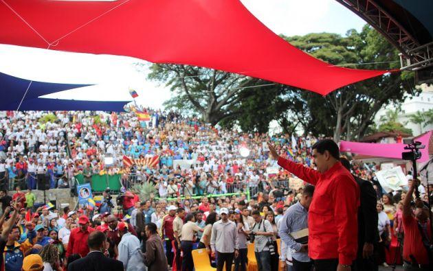"""""""Venezuela no realizó el pago de 237 millones de dólares sobre sus obligaciones con vencimiento en 2025 y 2026"""", según la agencia. Foto: Reuters"""