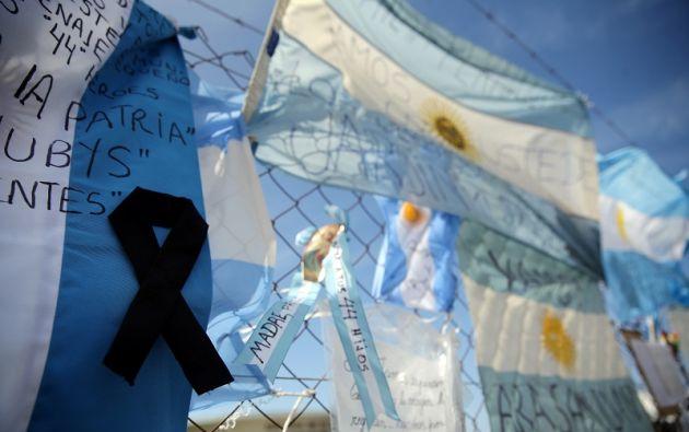 El ARA San Juan se comunicó por última vez el 15 de noviembre cuando navegaba a su base. Foto: Reuters