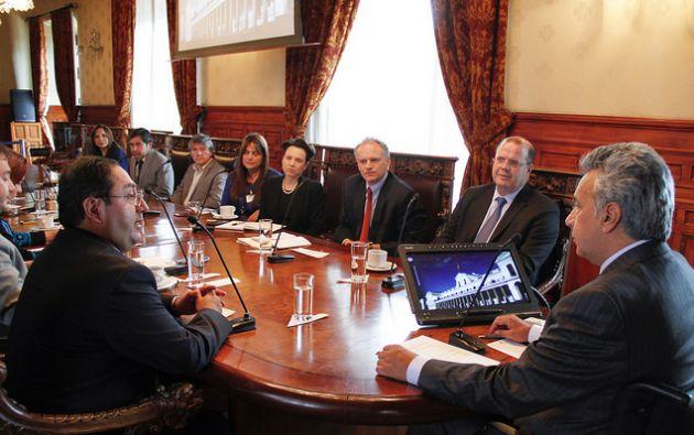 En la cita se tratarán, temas de cooperación y coordinación económica internacional. Foto: archivo