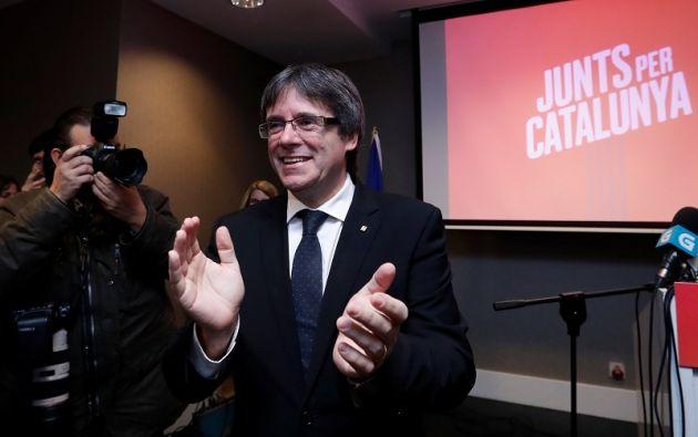 Un juez del Tribunal Supremo español acordó retirar las Órdenes Europeas de Detención. Foto: Reuters