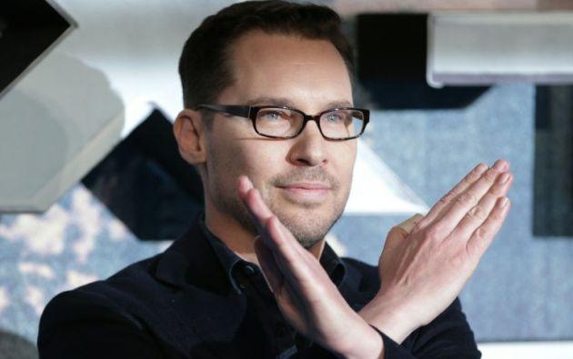 """Singer dirigió """"Sospechosos Habituales"""" (1995) y Operación Valquiria (2008), entre otros, antes de encargarse de las películas de los """"X-Men"""". Foto: AFP"""