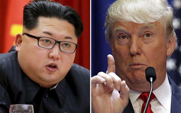 """El portavoz norcoreano también subraya que la decisión """"no es tan sorprendente"""" puesto que procede de un """"viejo chocho"""". Foto: Reuters"""