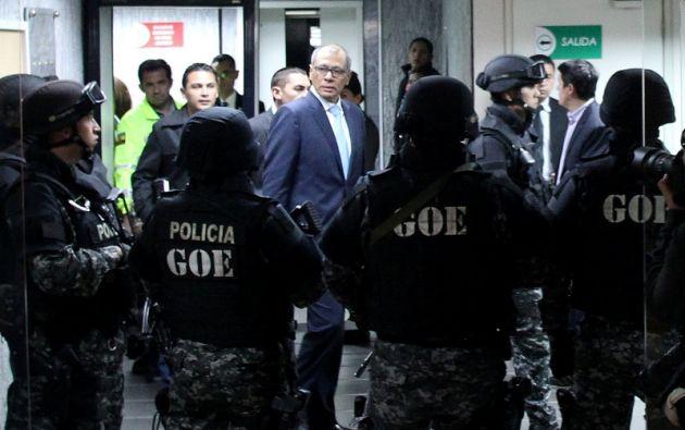 El 13 de diciembre la Corte Nacional de Justicia emitirá el fallo del juicio que por asociación ilícita se sigue contra el Vicepresidente. Foto: Reuters