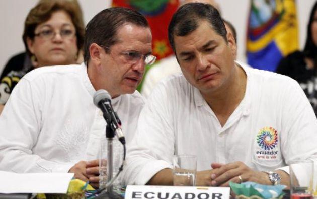 """Afirman que desde el 2 de octubre en adelante, se ha afectado """"gravemente el orden democrático"""". Foto: ahoradigital"""