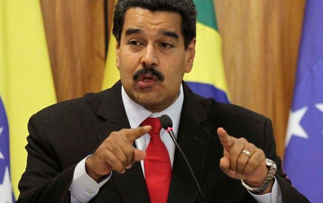 El gobierno y la oposición de Venezuela acordaron continuar el 11 y 12 de enero las negociaciones en Santo Domingo para intentar resolver la grave crisis política. Foto: Archivo - AFP