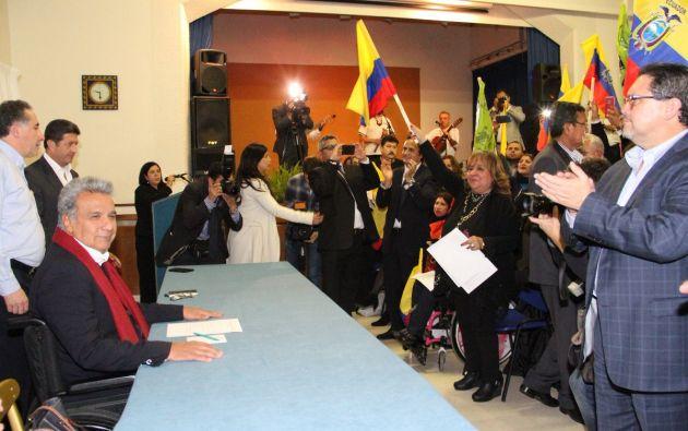 Foto: Presidencia Ecuador