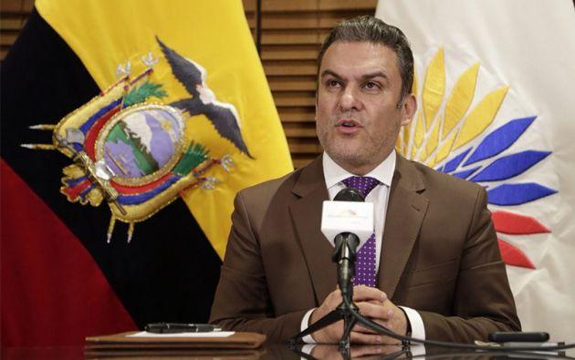 El Consejo de Administración Legislativa (CAL) decidió admitir el proceso de juicio político al vicepresidente de la República, Jorge Glas. Foto: Asamblea Nacional
