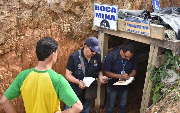 Se ha realizado el levantamiento de la prohibición de funcionamiento de 49 concesiones mineras suspendidas. Foto: Internet