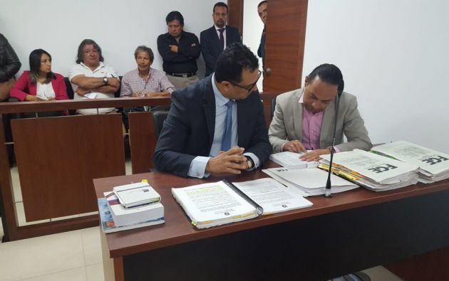 El Perito es acusado por la Fiscalía, de alterar la información del audio entre el excontralor Carlos Pólit y el delator de Odebrecht, José Santos. Fiscalía