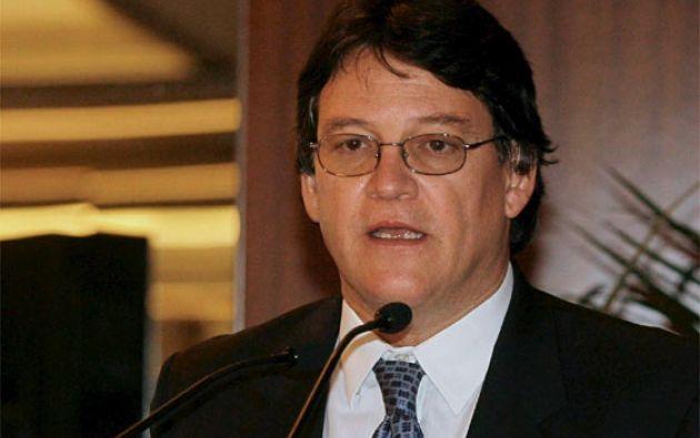 Bell fue vicepresidente durante el Gobierno de Andrés Pastrana (1998-2002). Foto: Internet