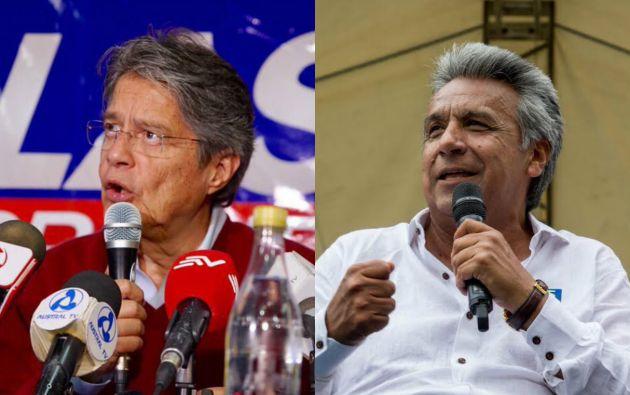 """El pasado jueves, Moreno dijo que Correa """"parecería que en más de una ocasión hacía la vista gorda"""". Foto: archivo"""