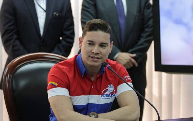 El proceso contra Espinel fue iniciado por un informe de la Contraloría que establecía indicios de responsabilidad penal. Foto: Scoopnest