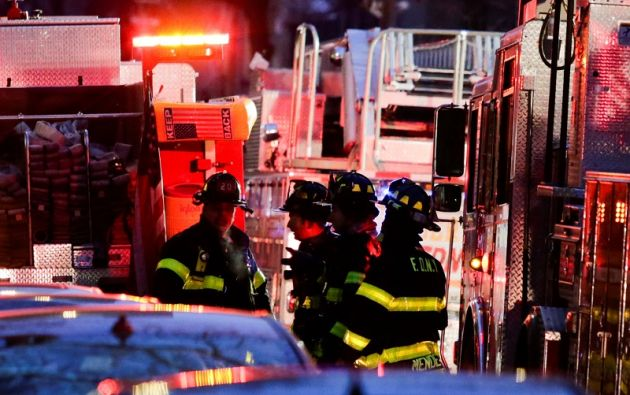 El alcalde advirtió que el número de víctimas podría aumentar. Foto: Reuters
