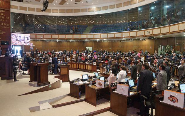 El informe establece la regulación sobre los Consejos Consultivos de la Organizaciones Políticas. Foto: El Ciudadano