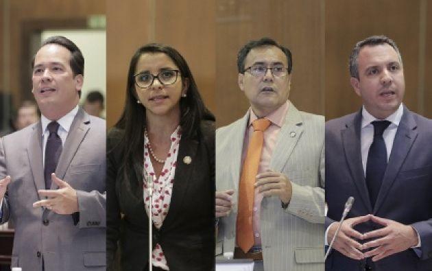 El Bloque Social Cristiano anticipó que en la votación prevista para este 6 de enero se abstendrán. Foto: Asamblea Nacional