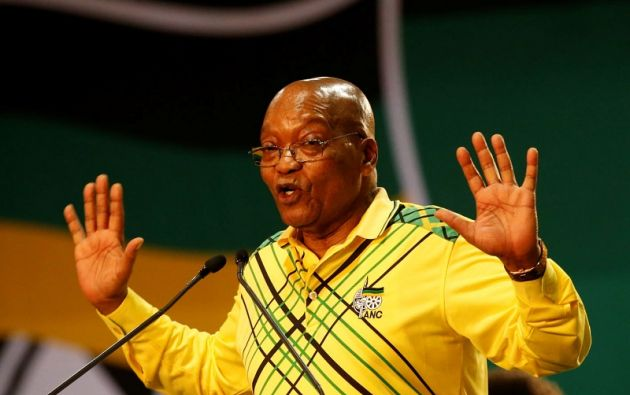 Jacob Zuma, en el poder desde 2009, había renovado con dinero público su propiedad privada de Nkandla. Foto: Reuters