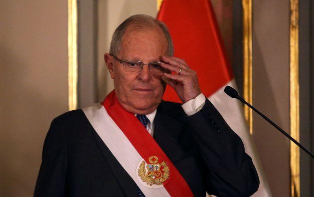 """El presidente había prometido nombrar un gabinete de """"reconciliación"""", en medio de las renuncias de dos ministros. Foto: Reuters"""