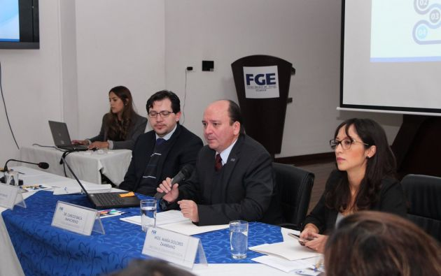 Fiscalía dará seguimiento a 56 casos emblemáticos, entre ellos Odebrecht. Foto: Fiscalía