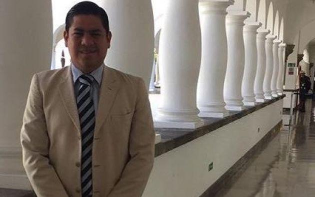 Sandoya se venía desempeñando como coordinador general de Planificación y Gestión Estratégica del Miduvi.