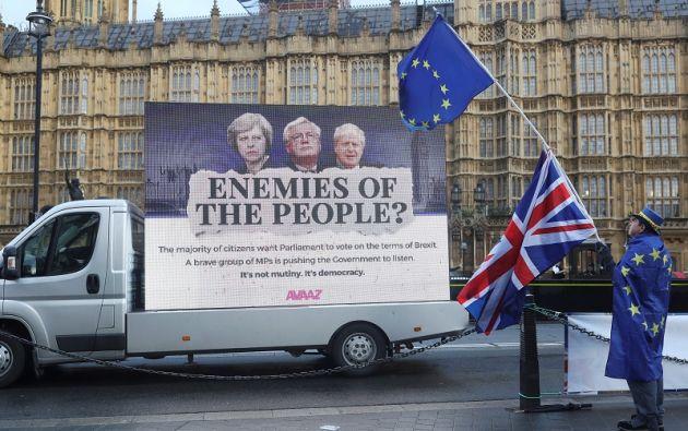 """Acusan al gobierno de """"una absoluta falta de preparación"""" para evaluar el impacto del Brexit. Foto: Reuters"""