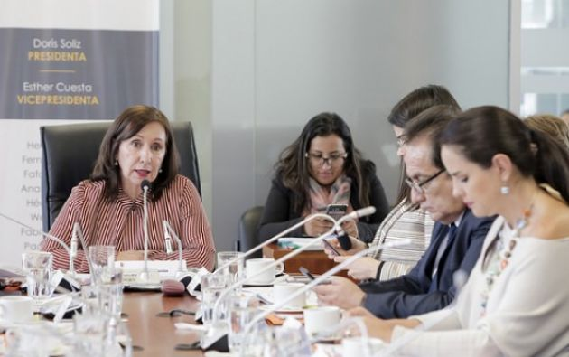 El objetivo es obtener la supresión del visado para ecuatorianos hasta por 90 días. Foto: Asamblea
