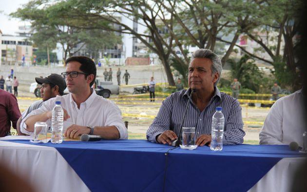 El Gobierno aceptó la dimisión de Carlos Bernal Alvarado, según informó la Secom. Foto: Archivo / Flickr Plan Reconstruyo Ecuador. Foto: Flickr Plan Reconstruyo Ecuador.