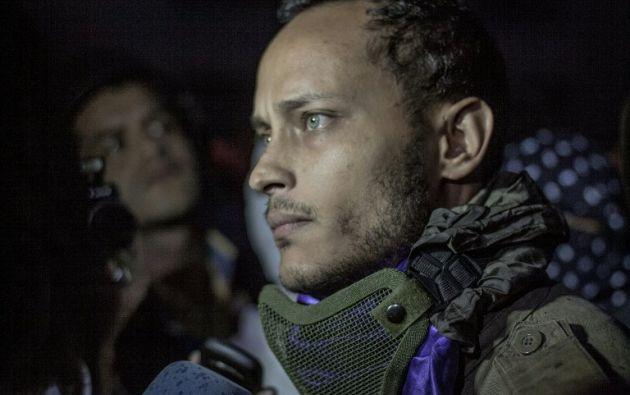 """Pérez, de 36 años, está en la lista de los """"siete terroristas fallecidos"""". Foto: AFP"""
