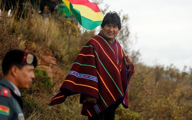 El presidente, de 58 años, llegó al poder en enero de 2006. Foto: Reuters