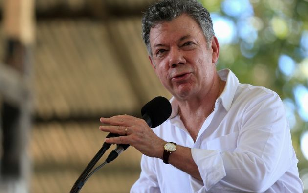 """""""Atendiendo el llamado de Naciones Unidas, Gustavo Bell viajará a Quito para explorar la posibilidad de un nuevo cese al fuego"""", dijo el mandatario. Foto: Reuters"""