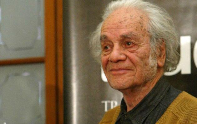 Nicanor Parra nació en San Fabián de Alico el 5 de septiembre de 1914. Foto: Internet