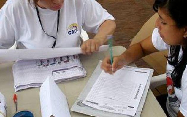El margen de error estadístico de los resultados deberá no ser mayor ni menor al 3%. Foto: archivo