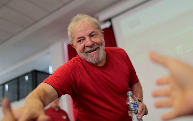 El juicio definirá el futuro personal de Lula y puede influir en el desarrollo del proceso político ante a las elecciones de octubre próximo. Foto: Reuters