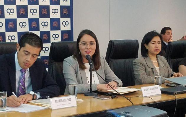 Artola enfatiza que el proyecto se desarrollará de manera participativa y transparente. Foto: BCE