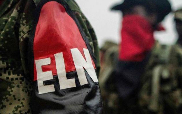 BOGOTA, Colombia.- Se prevé que el jefe negociador del ELN regrese el 31 de enero a Ecuador. Foto: AFP.