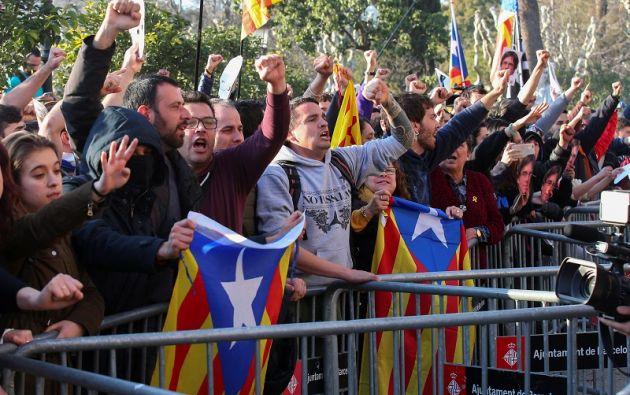 Si el bloqueo se mantiene, podrían celebrarse nuevas elecciones en la región. Foto: Reuters