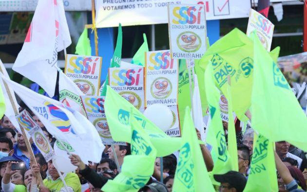 Para esta campaña, el Pleno del CNE aprobó el valor total del Fondo de Promoción Electoral correspondiente a USD 3´907.979,40 dólares.