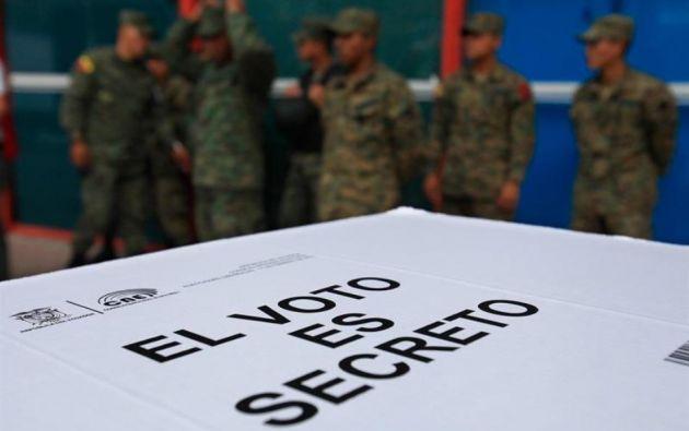 176.000 ecuatorianos pueden votar desde España en consulta. Foto: Referencial
