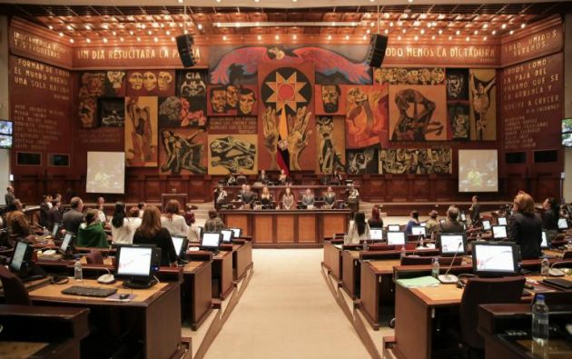 """Esta Comisión estaría integrada por nuevo asambleístas de """"absolutamente todas las bancadas"""", según Serrano. Foto: archivo"""