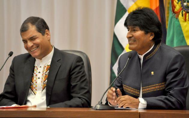 """""""La etapa de los populismos en Latinoamérica, está llegando a su fin"""", según el opositor."""