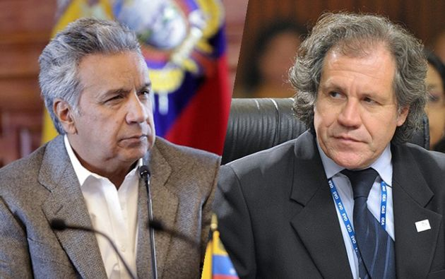 """La Comisión consideró que la consulta del domingo """"no contó con control constitucional previo"""". Foto: Vistazo"""