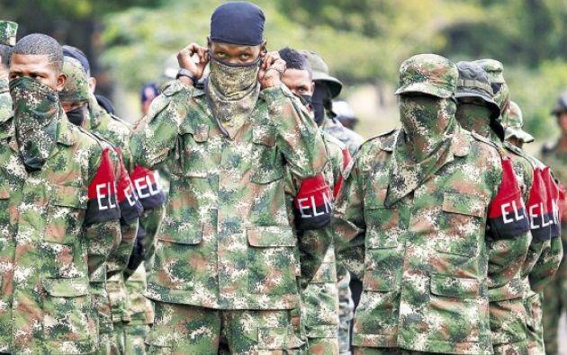 CASHAPAMBA, Ecuador._ Los diálogos de paz entre el Gobierno de Juan Manuel Santos y el ELN quedaron en entredicho tras atentados. Foto: El Tiempo.co.