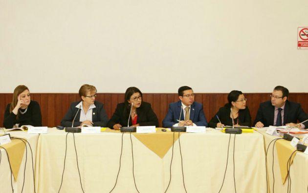 Se analiza la muerte civil para quienes cometan delitos sexuales en contra de niñas, niños y adolescentes. Foto: Asamblea